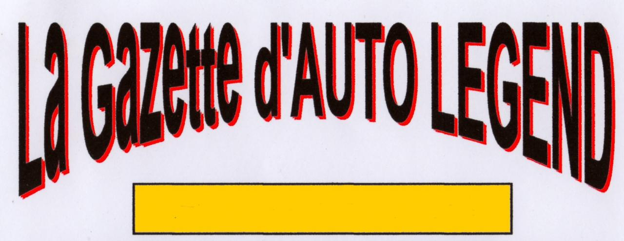 La GAZETTE D'AUTO LEGEND